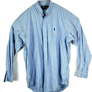Polo Ralph Lauren Men Shirt Blake Long Sleeves